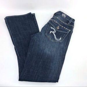 Rock & Republic Kasandra Flare Jeans size 4M